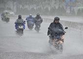 Miền Bắc trời lạnh dưới 18 độ C, Trung Bộ tiếp tục mưa lớn