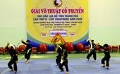 Giải võ thuật cổ truyền các câu lạc bộ tỉnh Thanh Hóa lần thứ IV - Cúp Vinaphone