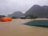 Gần 60 000 hộ dân ở Quảng Bình bị ngập sâu trong lũ, 2 người tử nạn