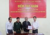 Phó Bí thư Thường trực Thành ủy Đà Nẵng thăm hỏi, động viên thân nhân gia đình 13 liệt sĩ hy sinh