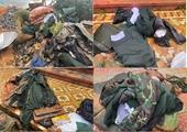 Hình ảnh nhói lòng từ hiện trường vùi lấp 22 chiến sĩ ở Quảng Trị