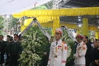 Nghẹn ngào lễ viếng 13 liệt sĩ hy sinh ở Rào Trăng 3