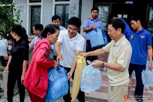 VKSND tỉnh Salavan CHDCND Lào gửi điện chia buồn về thiệt hại do bão lũ với VKSND tỉnh Thừa Thiên Huế