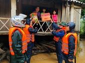 Thủ tướng quyết định xuất cấp 4 000 tấn gạo hỗ trợ nhân dân miền Trung