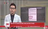 Giả mạo người nổi tiếng trên mạng xã hội để lừa tiền ủng hộ miền Trung