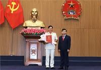 Chủ tịch nước bổ nhiệm Phó Viện trưởng VKSND tối cao