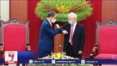 Tổng Bí thư, Chủ tịch nước tiếp Thủ tướng Nhật Bản Suga Yoshihide