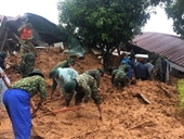 Truy thăng quân hàm cho 22 cán bộ, chiến sĩ hy sinh tại Quảng Trị