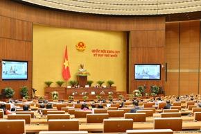 Quan điểm của Uỷ ban Thường vụ Quốc hội về dự thảo Luật Biên phòng