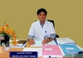 Buông lỏng quản lí tài chính, Giám đốc bệnh viện bị cách chức