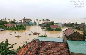 VKSND huyện Châu Đức ủng hộ đồng bào miền Trung bị bão lũ