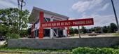 Sóc Sơn Hà Nội  Dự án bãi đỗ xe ô tô thành đại lý xe máy