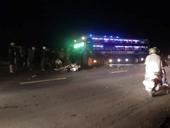 Va chạm kinh hoàng với xe khách, 2 thanh niên thiệt mạng
