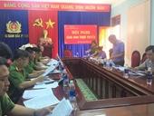 Kiểm sát trực tiếp việc tuân theo pháp luật tại Trại giam Đắk P'Lao