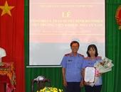 Bổ nhiệm Viện trưởng VKSND huyện Mỏ Cày Nam