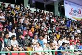 """Giải HDBank Futsal VĐQG 2020 Chiến thắng và """"bay cao"""" qua đại dịch"""