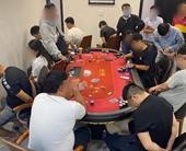 Triệt phá ổ bài bạc trong căn hộ hạng sang tại TP Hồ Chí Minh