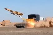 Iran công bố lá chắn tên lửa chiến lược dẫn đường bằng quang điện