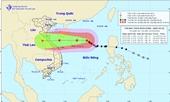 Bão số 8 mạnh lên giật cấp 15, đang áp sát quần đảo Hoàng Sa