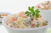 Cách làm salad Nga ngon như nhà hàng