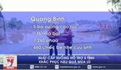 Xuất cấp xuồng hỗ trợ 5 tỉnh khắc phục hậu quả mưa lũ