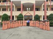 Ban nữ công VKSND tỉnh Bình Dương 'Giỏi việc nước, đảm việc nhà'
