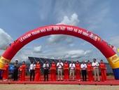 Thêm một nhà máy điện mặt trời ngàn tỉ đi vào hoạt động