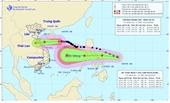 Áp thấp nhiệt đới xuất hiện trên biển Đông, nguy cơ bão chồng bão