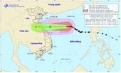 Bão số 8 cách quần đảo Hoàng Sa khoảng 160km, biển động rất mạnh