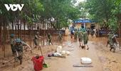 Cách phòng, chống dịch bệnh trong và sau mưa bão, lũ lụt