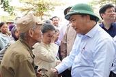 Chính phủ tạm cấp 500 tỉ đồng hỗ trợ khẩn cấp các tỉnh miền Trung