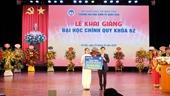 """Học bổng """"Bảo Việt - Niềm tin thắp sáng tương lai"""" đồng hành cùng sinh viên trường Đại học Kinh tế Quốc dân năm thứ 6 liên tiếp"""