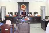 Hoãn phiên tòa xét xử Chủ tịch HĐQT Công ty cổ phần địa ốc An Khang và đồng phạm