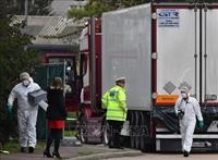 Phát hiện tình tiết mới vụ 39 thi thể trong xe tải ở Anh