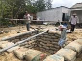Độc đáo hầm trú bão của người dân Quảng Nam
