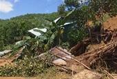 Tìm thấy 8 người còn sống trong vụ sạt lở đất tại Quảng Nam