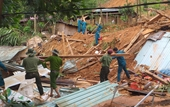 Đã tìm thấy thi thể 6 người trong vụ sạt lở đất ở Quảng Nam
