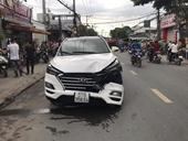 Đại ca giang hồ Mười Thu lái xe tông chết 2 người trên phố