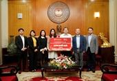 BRG và Seabank trao tặng hơn 2 tỷ đồng chung tay ủng hộ miền Trung
