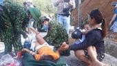 KỲ TÍCH Cứu sống 33 người tại điểm sạt lở xã Trà Leng