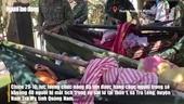 Những khoảnh khắc đầu tiên của 33 người sống sót trong vụ sạt lở núi ở Trà Leng