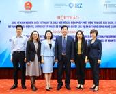 VKSND tối cao Việt Nam và Bộ Tư pháp CHLB Đức hợp tác, trao đổi kinh nghiệm