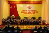 Nghị quyết dự thảo Đại hội đại biểu Đảng bộ tỉnh Thanh Hóa lần thứ XIX, nhiệm kỳ 2020 - 2025