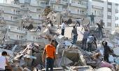 Động đất 7,0 độ Richter rung chuyển Thổ Nhĩ Kỳ, hàng loạt tòa nhà đổ sụp trong nháy mắt