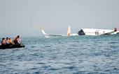Máy bay chiến đấu của Đài Loan rơi khi vừa cất cánh
