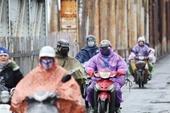 Miền Bắc có nơi lạnh 17 độ C, Trung Bộ vẫn mưa to