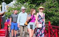Lượng khách quốc tế đến Việt Nam tăng 7,6 trong tháng 10 2020