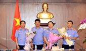 Lãnh đạo VKSND tối cao gặp mặt công chức chuẩn bị nghỉ hưu