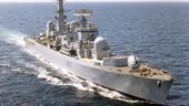 Anh cho nghỉ hưu khu trục hạm hạng nặng Voi trắng HMS Bristol