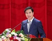 Nguyên Thứ trưởng Bộ Xây dựng làm Chủ tịch UBND tỉnh Quảng Ninh